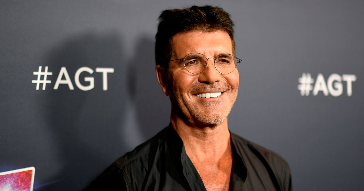 Simon Cowell 'nearly paralysed' after breaking his back in horror bike accident