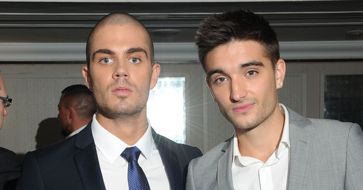 Strictly's Max George 'in bits' over The Wanted's Tom Parker's terminal cancer