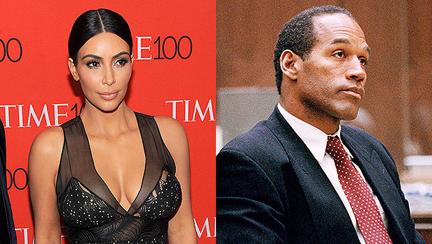 Kim Kardashian Reveals O.J. Simpson Called Kris Jenner From Jail After Wife Nicole's Murder: They Got 'Into It'