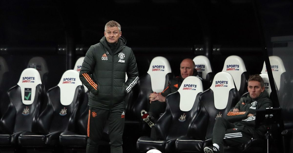 Ole Gunnar Solskjaer finds unlikely answer to Man Utd problem in Newcastle win