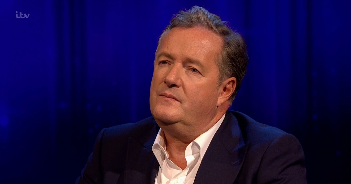 Piers Morgan's bitter feud with Rupert Everett over 'hung like a budgie' jibe
