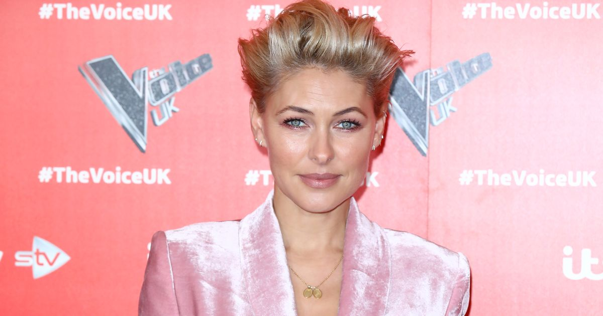 Emma Willis 'breaks down gender stereotypes' with photo of her stylish son Ace