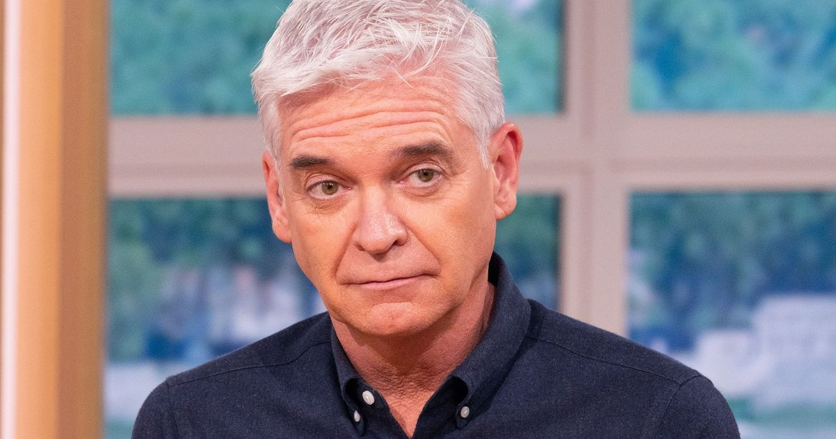 Phillip Schofield says Michelle Visage offered him support after coming out gay