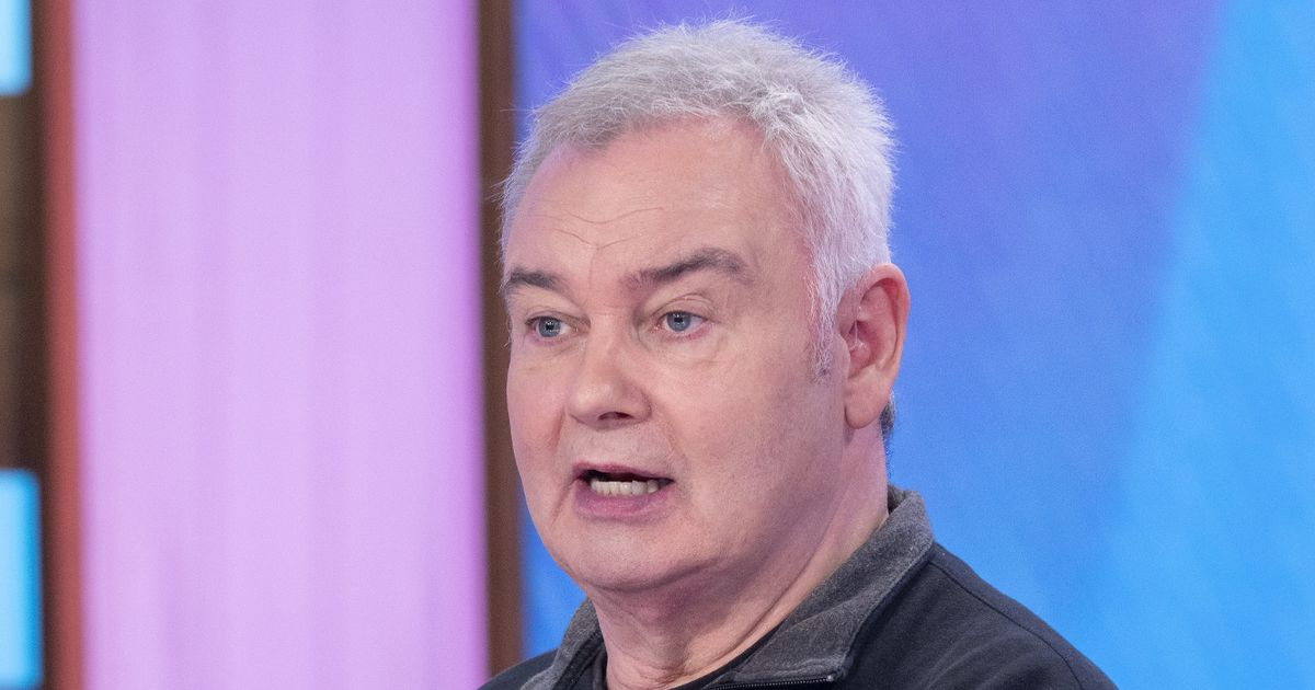 Eamonn Holmes is 'raging with Phillip Schofield over error in explosive book'
