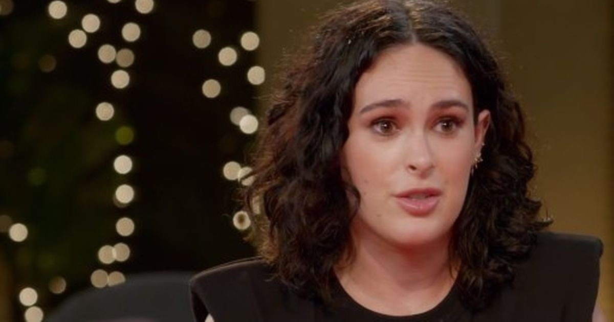Rumer Willis 'lost virginity to older man who took advantage' when she was 18