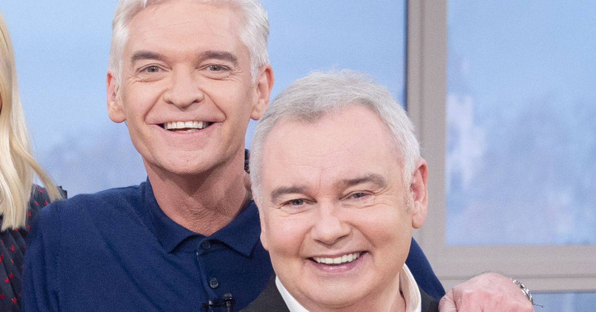 Inside Phillip Schofield and Eamonn Holmes' 'feud' after star is left 'raging'