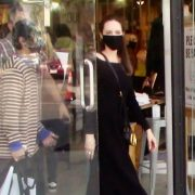 Angelina Jolie Takes Son Pax, 16, Clothes Shopping In LA Amid Custody Battle With Brad Pitt — Pic