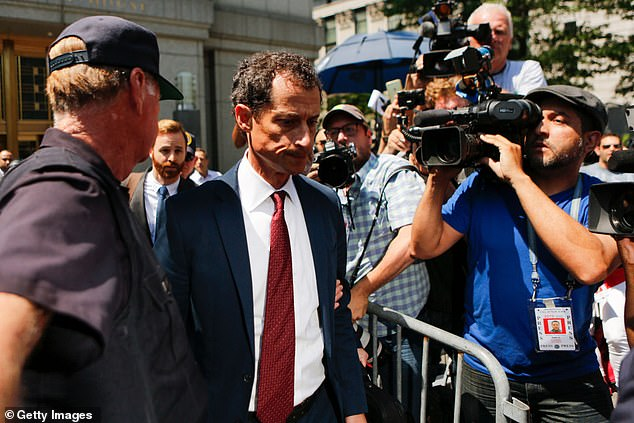 Just before the 2016 election it was revealed there were thousands of emails that then-candidate Hillary Clinton had send to Anthony Weiner's wife, Hume Abedin