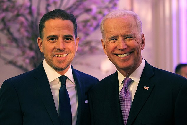 The alleged emails included one that alluded to a meeting between Joe Biden and Vadym Pozharsky an adviser for the Ukrainian gas company Burisma, where Hunter Biden served on the board. However, the Biden campaign says the meeting did not occu