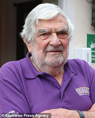 Willy Amos , 83, landlord of the Eight Bells, in Essex, said it was 'a bit confusing'