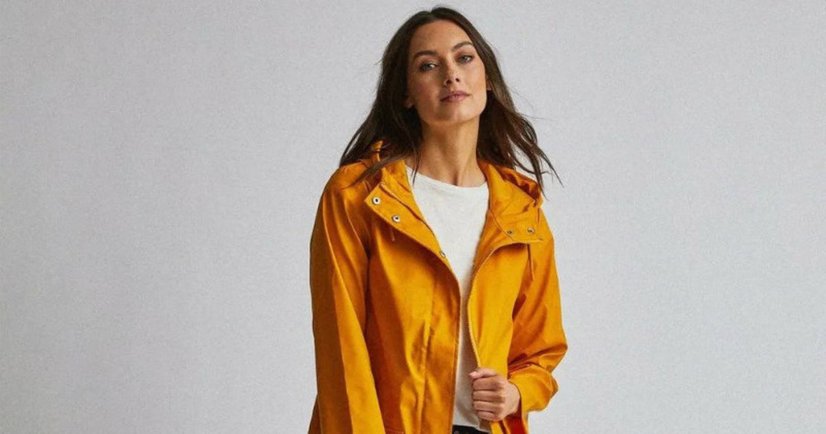 Best raincoats for women to help you stay stylish whilst battling the elements