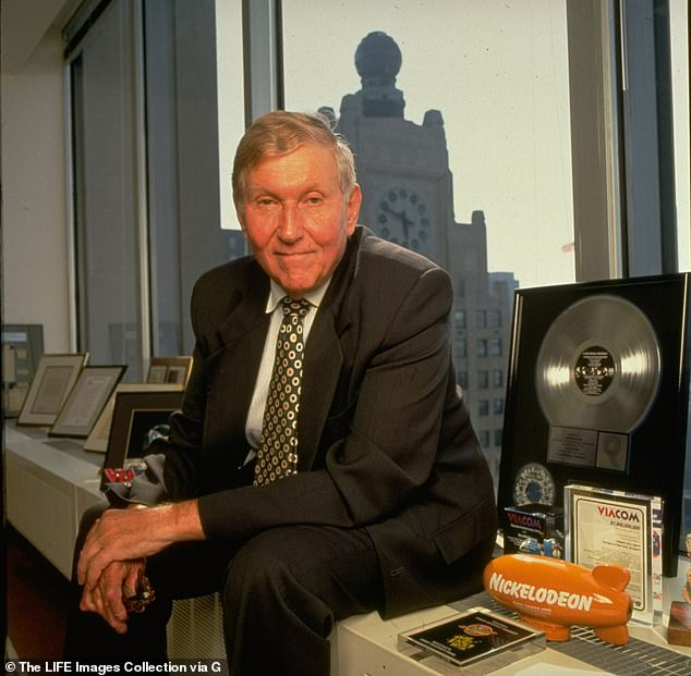 Redstone controlled about 80 percent of the voting stock of ViacomCBS through his private holding company, National Amusements, originally founded as a movie theater chain by his father in 1936