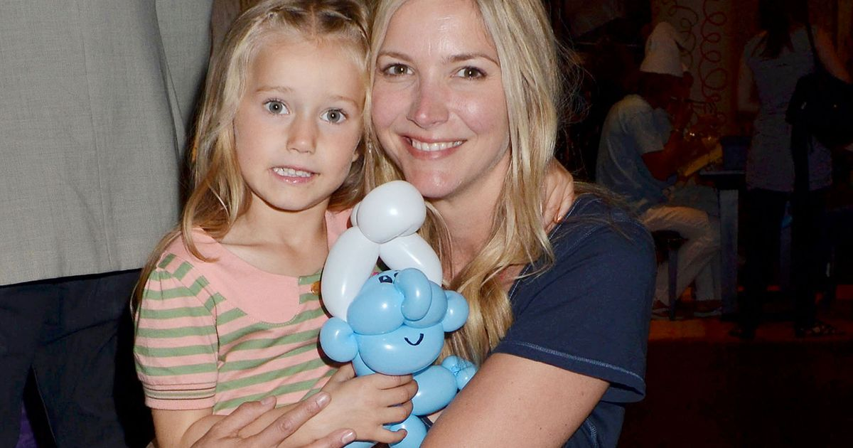 Lisa Faulkner admits she was 'very scared' before adopting daughter Billie