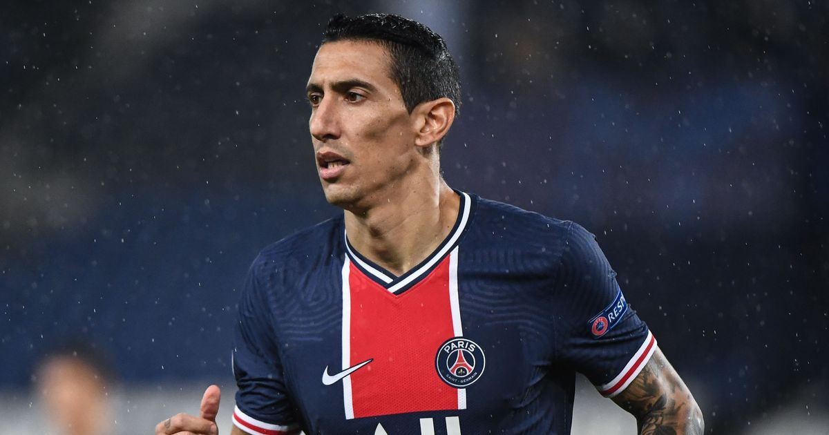 Man Utd fans think club took dig at Angel Di Maria after Champions League win