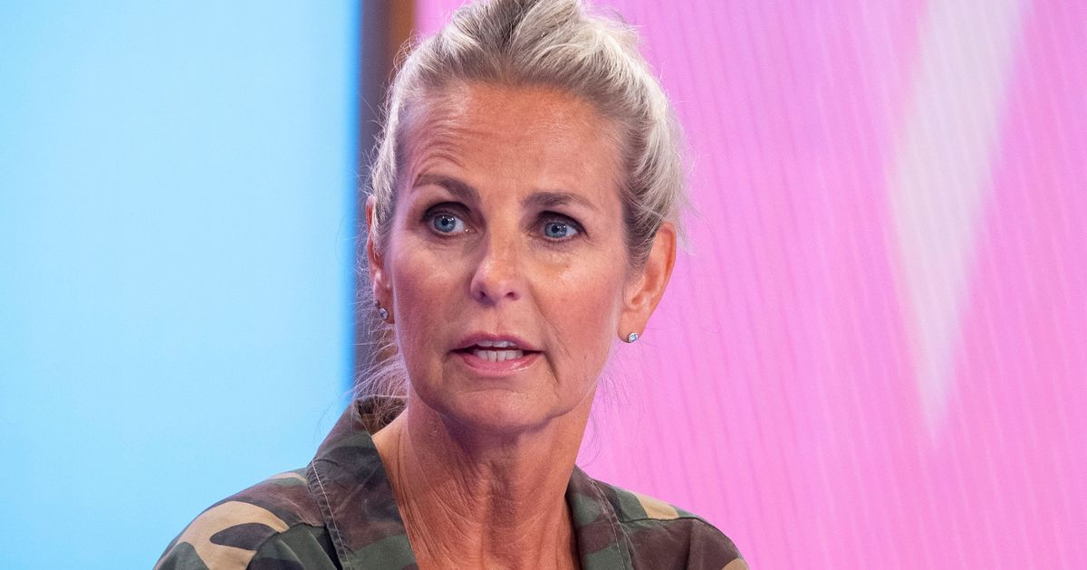 Ulrika Jonsson offers fans a snog saying she has the cleanest mouth in Britain