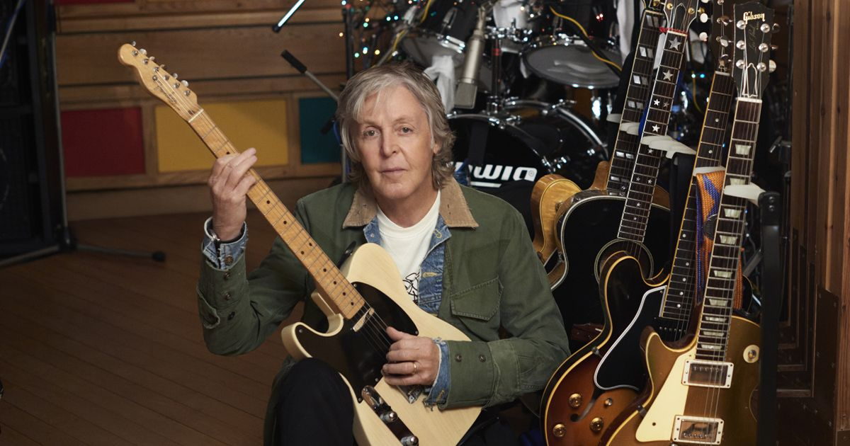 Paul McCartney to debut track by 'fifth Beatle' George Martin on new album