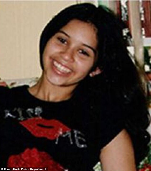 He had been awaiting extradition for allegedly murdering 16-year-old Dilcia Mejia inside a North Miami-Dade trailer home on September 17, 2004. Her throat was sliced when police found her
