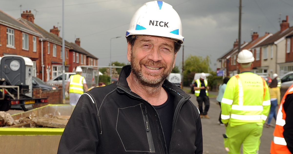 Nick Knowles pays poignant tribute to DIY SOS dad who died 5 years after attack