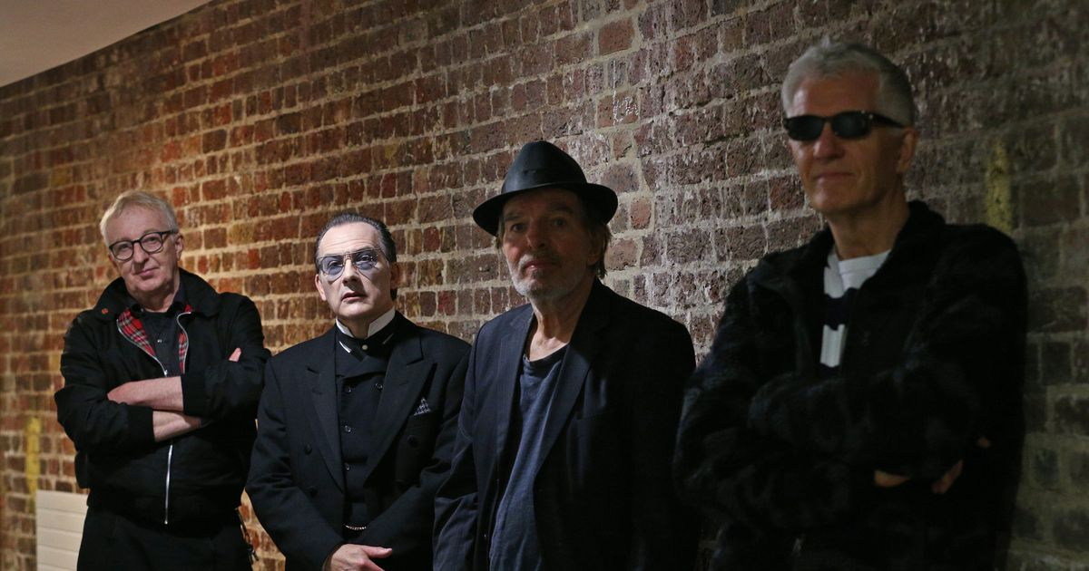 The original line-up of The Damned are reuniting for a one-off UK tour.