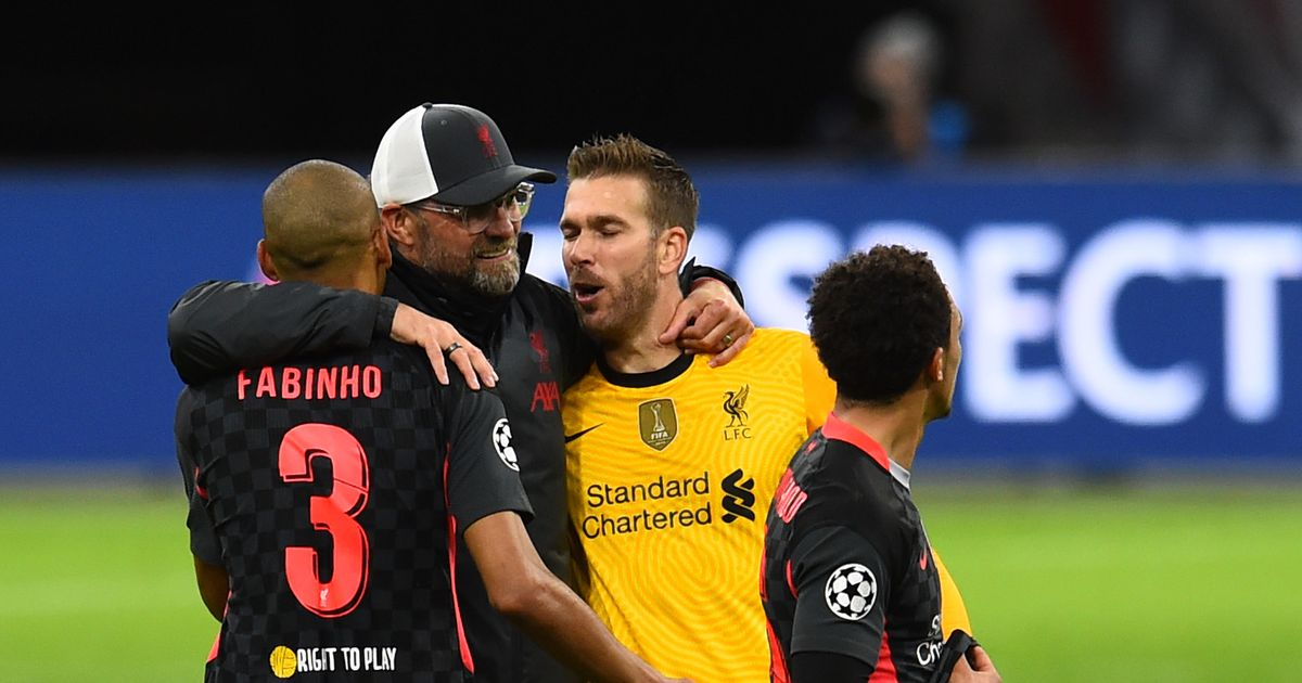Klopp explains key factors in Liverpool's win over Ajax that left him delighted