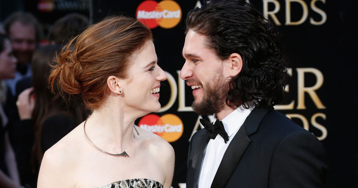 Pregnant Rose Leslie breaks silence on expecting first baby with Kit Harington