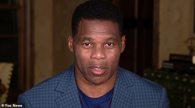 Herschel Walker, the retired football star and supporter of President Trump, said the media has given Joe Biden a pass for his ties to the late Senator Robert Byrd