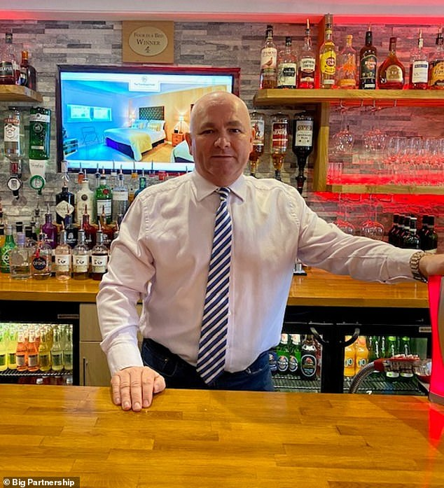 STEPHEN MONTGOMERY:Yesterday the Scottish Government effectively called last orders on our country's hospitality industry. Hundreds of viable businesses now face closure
