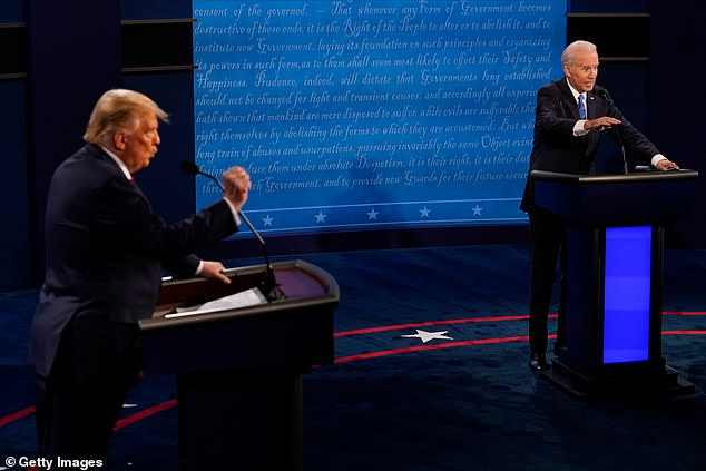 The president may be a polarizing, inflammatory man with barely any experience of public service. But he skilfully exploited that apparent weakness as a strength – repeatedly berating Biden for not doing the things he's now promising to do on issues like healthcare and immigration during his eight years as vice president