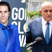 Sacha Baron Cohen Claps Back At Rudy Giuliani Over 'Borat' Scene: What He Did Wasn't 'Appropriate Behavior'