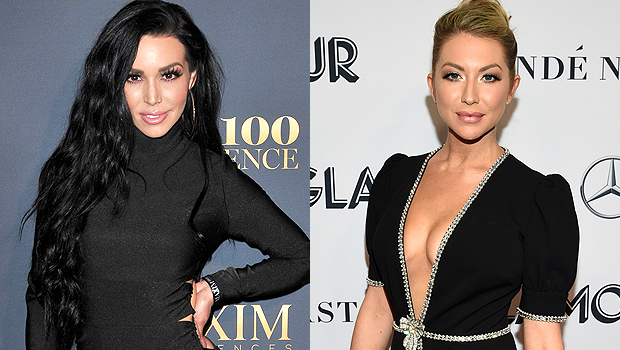 Scheana Shay Reveals The Text Message That Ended Her Friendship With Stassi Schroeder