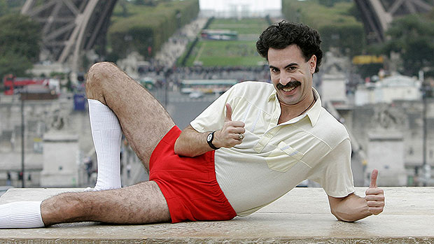 Borat: 5 Things To Know About Sacha Baron Cohen's Onscreen Alter Ego Amid New Sequel