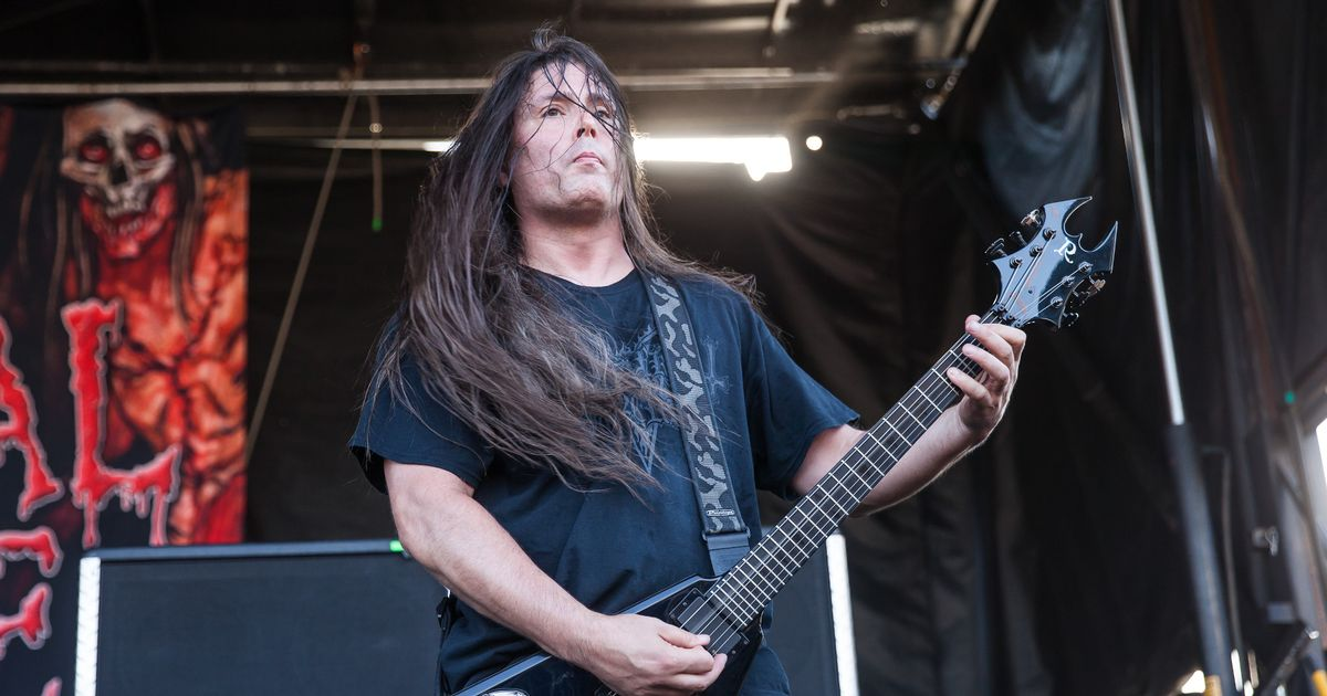 Cannibal Corpse's Pat O'Brien had stash of weapons and human skulls at his home