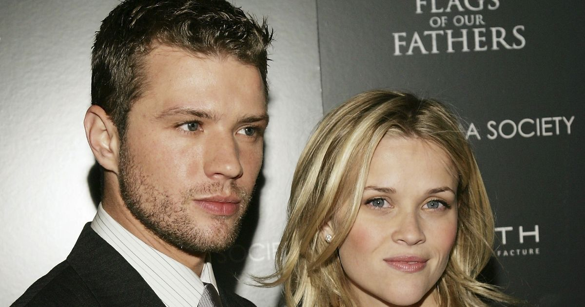 Reese Witherspoon reunites with ex Ryan Phillippe for son's 17th birthday bash