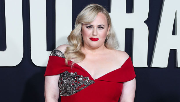 Rebel Wilson & BF Jacob Busch Snap A Cute Selfie After Hitting The Gym For 'Early Morning Exercise' — See Pic