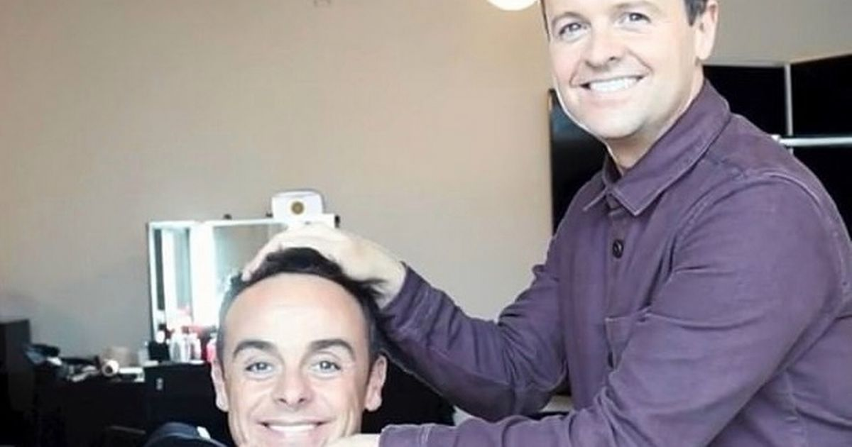 Ant McPartlin and Declan Donnelly stun fans with decapitated TikTok magic trick