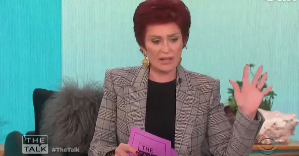 Sharon Osbourne 'terrified' to tell her family that she had an abortion at 18
