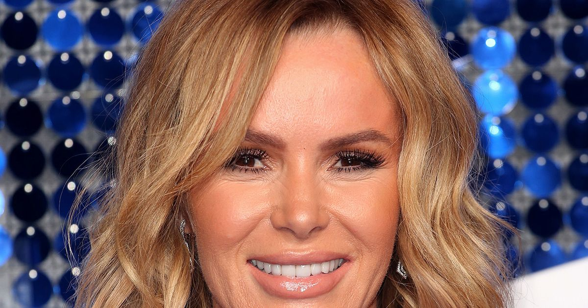 Amanda Holden wants to form British version of ABBA with Olly Murs and Rylan