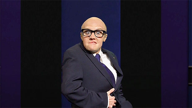 Kate McKinnon's Rudy Giuliani Is Caught With His Hand Down His Pants During Cold Open On 'SNL'