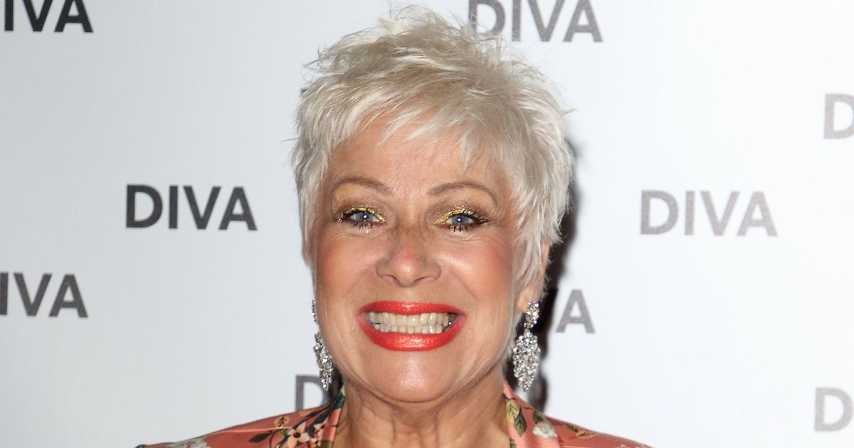 Denise Welch lifts lid on feud with Piers Morgan and those sexy swimsuit pics