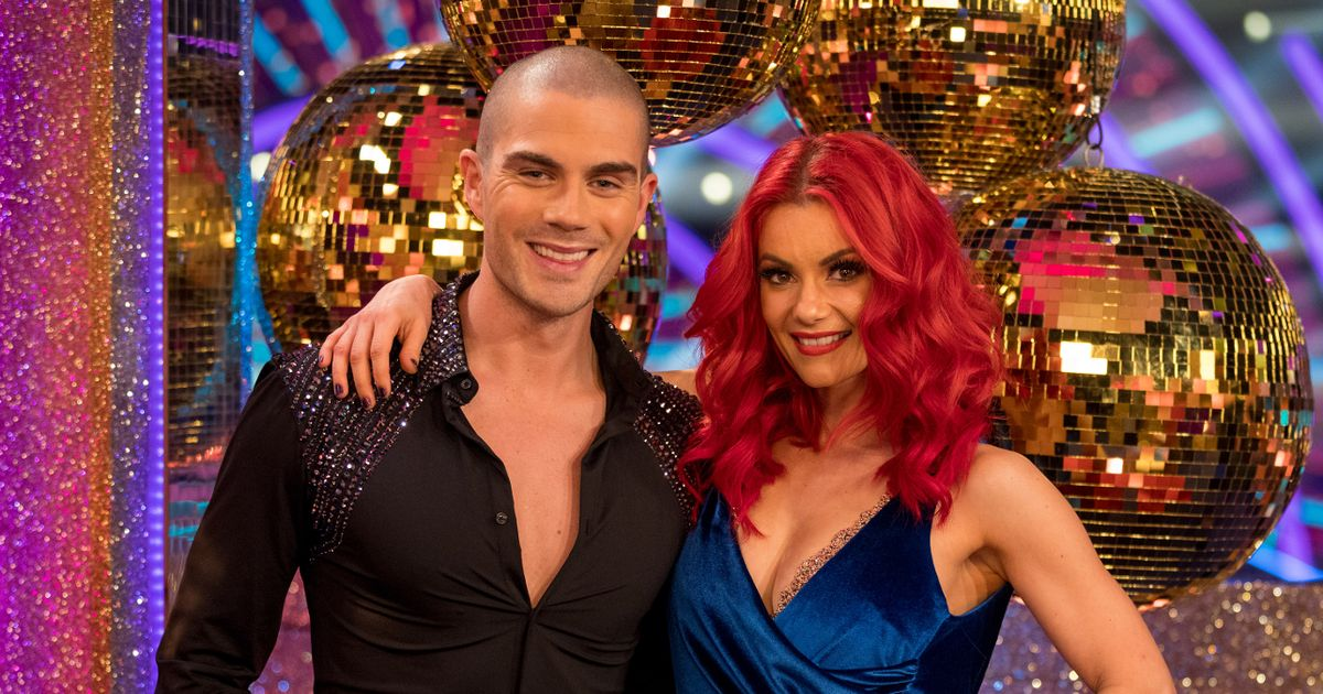 Strictly's Dianne Buswell sent threats accusing her of cheating with Max George