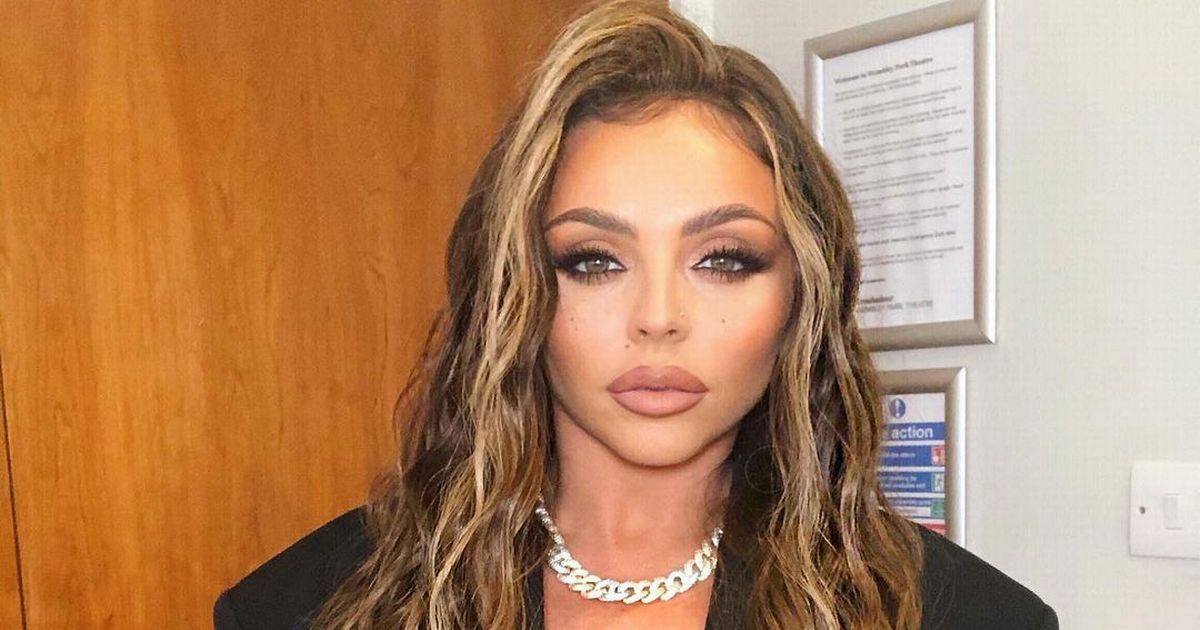 Jesy Nelson drops cryptic relationship comment as she oozes sex appeal