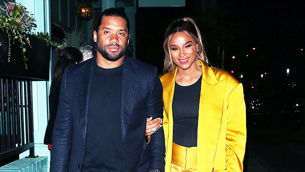 Russell Wilson Wishes His 'Queen' Ciara A Happy 35th Birthday: 'You Are Heaven Sent' — See Pics