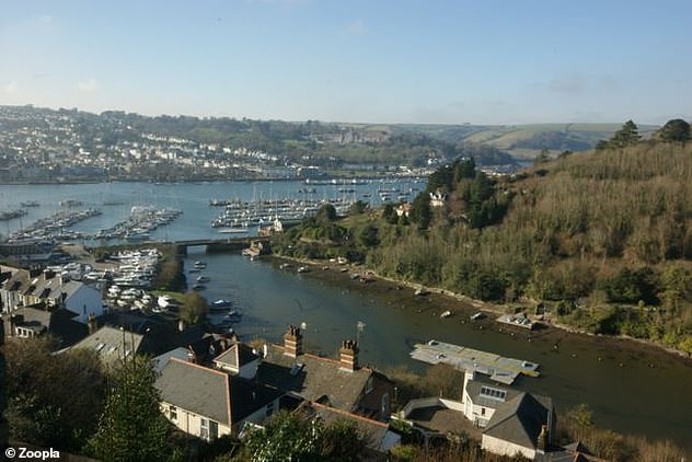 Pictured: Kingswear in Devon. Are landlords using coastal properties to meet tenant demand?