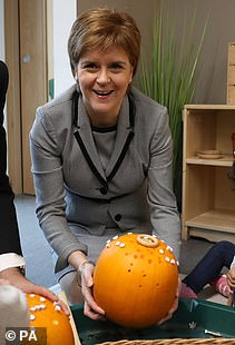 The Health Secretary refused to deny that plans were being made to emulate Nicola Sturgeon's clampdown in Scotland and bring in a new top Tier 4