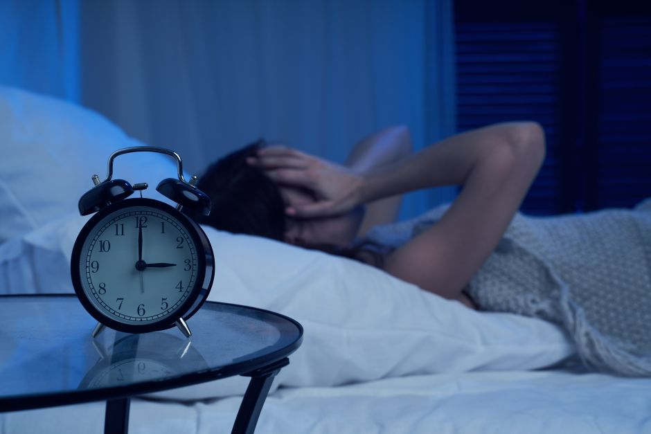 Bedtime Discomfort: How Stress Is Different From Insomnia | The NY Journal