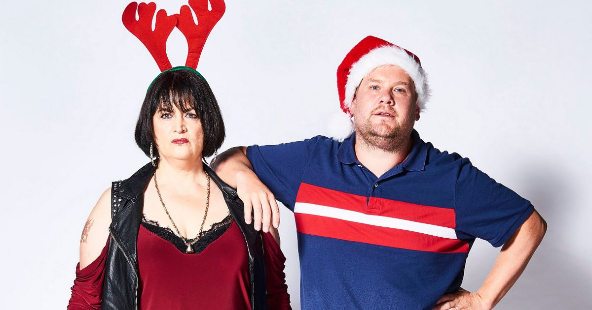 Upsetting realisation caused James Corden to pitch Gavin & Stacey to Ruth Jones