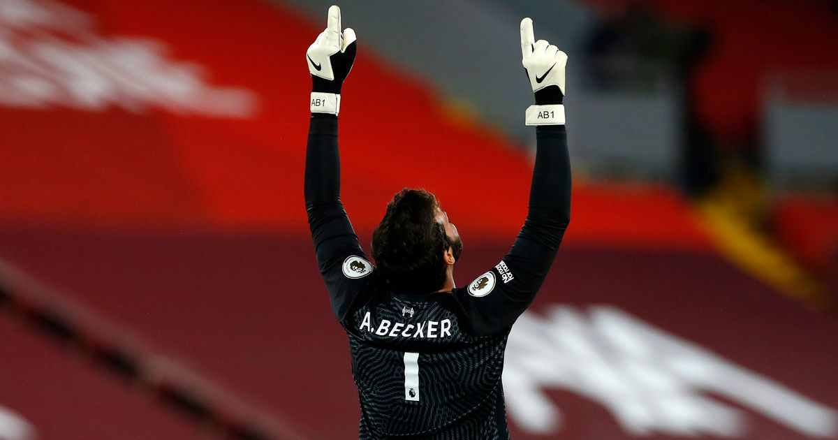 Alisson says the power of prayer helped him make early return for Liverpool