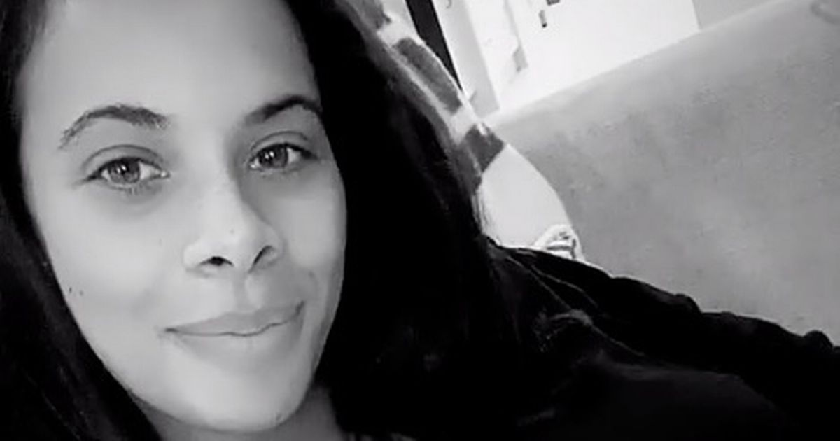 Rochelle Humes 'can't believe' she has a son and calls newborn Blake 'good girl'