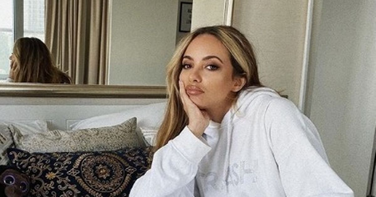 Little Mix's Jade Thirlwall fell for Jordan Stephens after seeing him in drag
