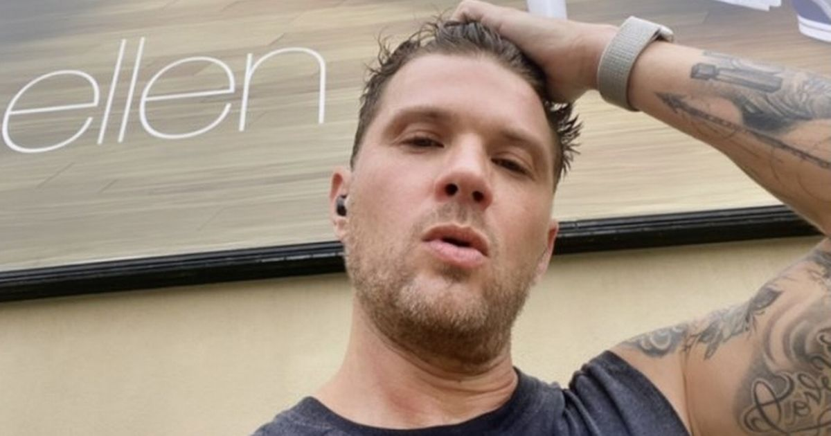 Ryan Phillippe 'takes swipe' at Ellen DeGeneres after 'toxic workplace' claims